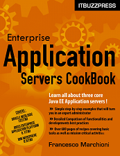 Enterprise application servers cookbook jboss websphere weblogic