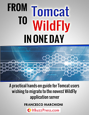 wildfly development java ee 7 applications
